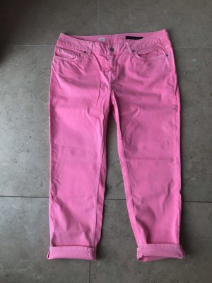 Tommy Hilfiger Tube jeans neonroos
