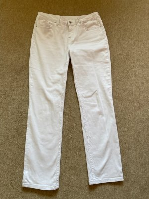 Tommy Hilfiger Jeans coupe-droite blanc