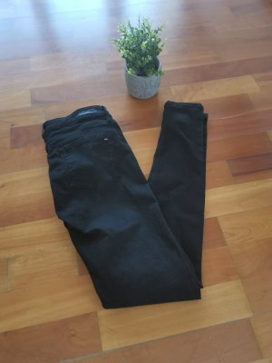 Tommy Hilfiger Jeans schwarz, Größe 26 32, S