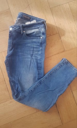 Tommy Hilfiger Skinny jeans lichtblauw