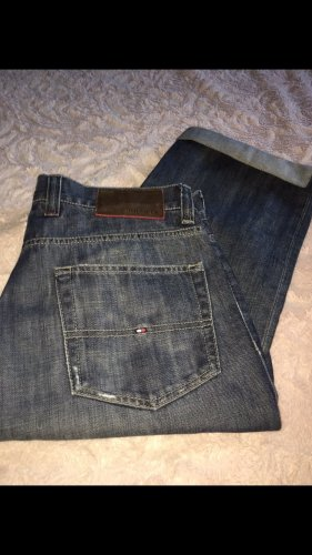 Tommy Hilfiger Jeans W34 L34 Highwaist Straight Fit Vintage Look
