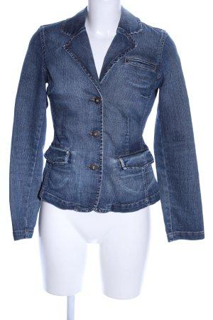 Tommy Hilfiger Jeansblazer blau Casual-Look