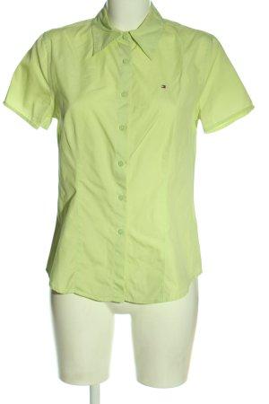 Tommy Hilfiger Jeanshemd grün Casual-Look