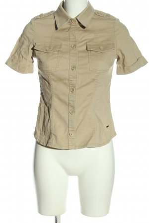 Tommy Hilfiger Jeanshemd creme Casual-Look