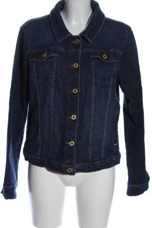 Tommy Hilfiger Denim Jacket blue casual look
