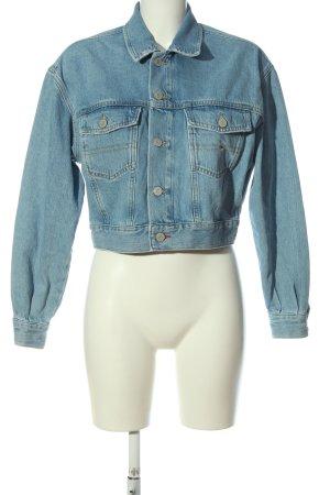Tommy Hilfiger Veste en jean multicolore style décontracté
