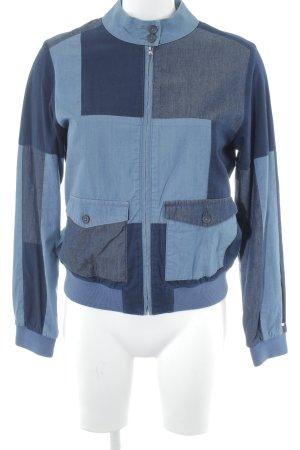 Tommy Hilfiger Jeansjacke mehrfarbig Jeans-Optik