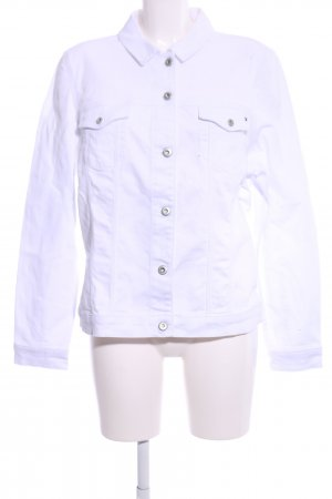 Tommy Hilfiger Denim Jacket white casual look