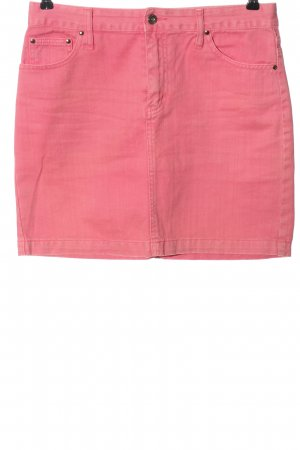 Tommy Hilfiger Jeansrock pink Casual-Look