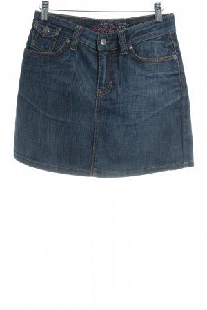 Tommy Hilfiger Jeansrock blau Casual-Look