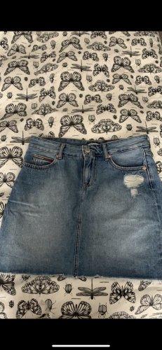 Tommy Jeans Jupe en jeans bleu azur