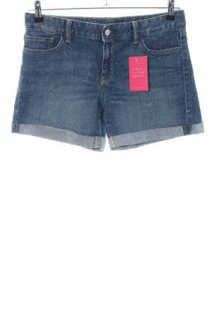 Tommy Hilfiger Denim Shorts blue spot pattern casual look