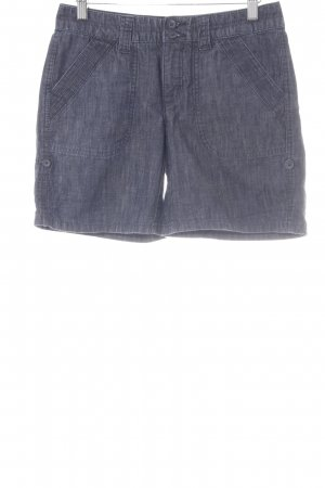 Tommy Hilfiger Jeansshorts dunkelblau Casual-Look