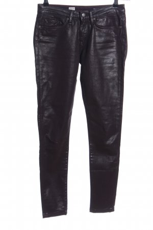 Tommy Hilfiger Jeggings braun Casual-Look