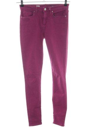Tommy Hilfiger Jeggings rosa stile casual