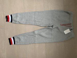Tommy Hilfiger Pantalone da ginnastica grigio chiaro