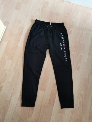 Tommy Hilfiger Pantalon en jersey noir