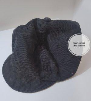 Tommy Hilfiger Gorra redonda con visera negro-gris antracita