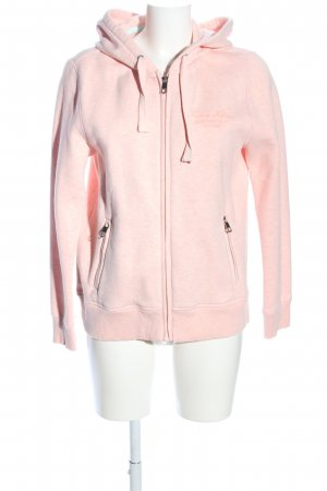 Tommy Hilfiger Kapuzenjacke rosa Casual-Look