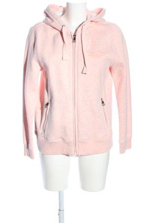 Tommy Hilfiger Giacca con cappuccio rosa stile casual