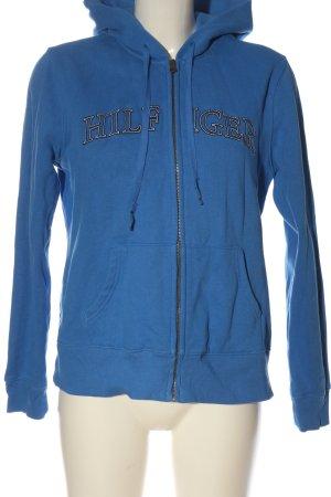 Tommy Hilfiger Kapuzensweatshirt blau Casual-Look
