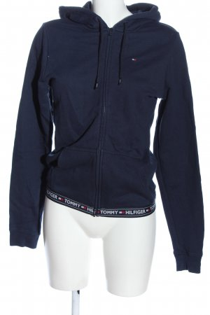 Tommy Hilfiger Kapuzensweatshirt Motivdruck Casual-Look