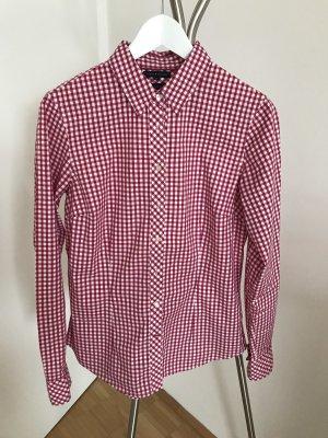 Tommy Hilfiger Shirt Blouse white-magenta