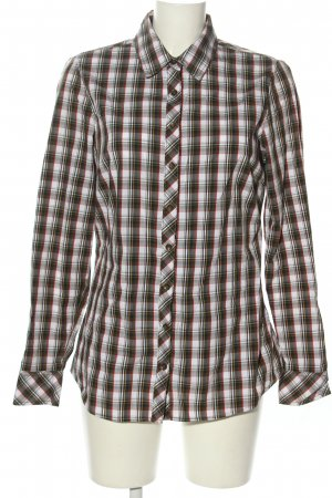 Tommy Hilfiger Checked Blouse check pattern casual look