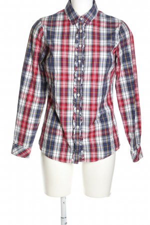 Tommy Hilfiger Karobluse Karomuster Casual-Look