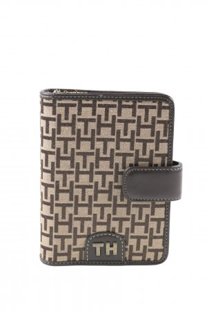 Tommy Hilfiger Card Case brown-natural white casual look