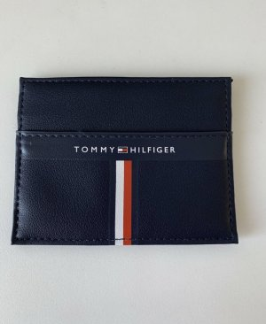 Tommy Hilfiger Tarjetero azul oscuro
