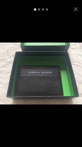 Tommy Hilfiger Tarjetero negro