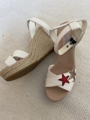Tommy Hilfiger Keilabsatz neu mit Etikett Größe 39 Sandalette