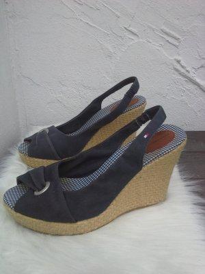 Tommy Hilfiger - Keilabsatz-Sandalen