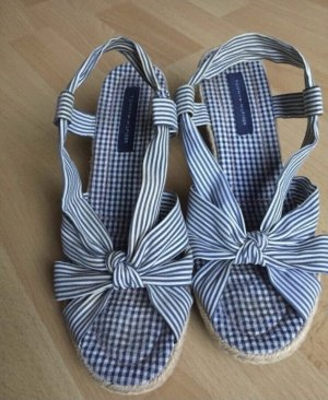 Tommy Hilfiger Keilabsatz Schuhe Gr. 41