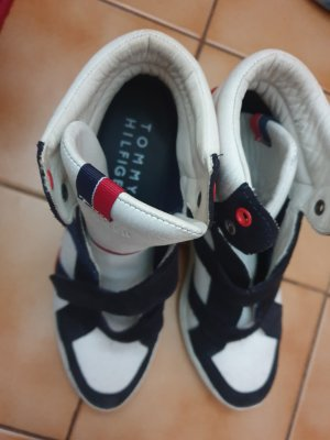 Tommy Hilfiger Velcro Sneakers white