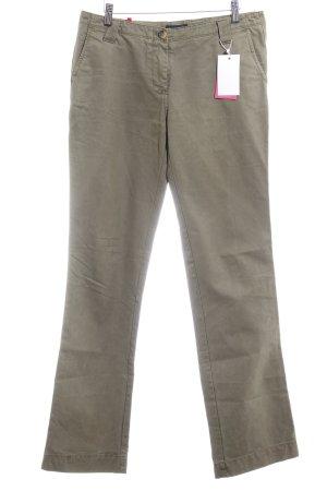 Tommy Hilfiger Pantalon kaki kaki style décontracté