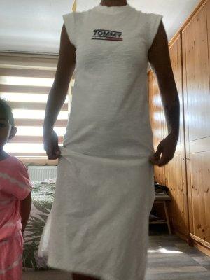 Tommy Hilfiger A Line Dress white