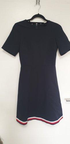 Tommy Hilfiger A Line Dress dark blue