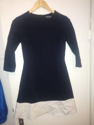 Tommy Hilfiger Kleid dunkelblau-weiß Gr. 34