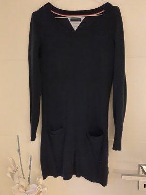 Tommy Hilfiger Kleid Gr S dunkelblau