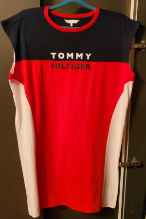 Tommy Hilfiger Robe t-shirt multicolore