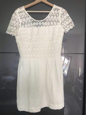 Tommy Hilfiger Kleid, weiß, M