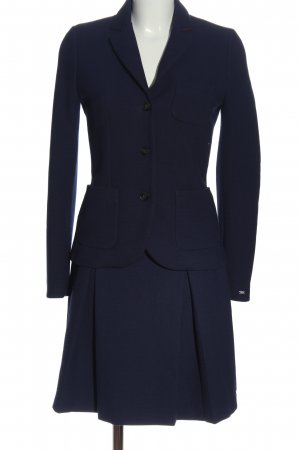 Tommy Hilfiger Kostüm blau Business-Look