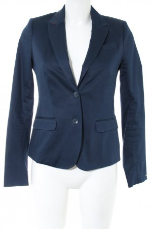Tommy Hilfiger Short Blazer blue business style