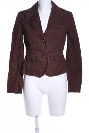 Tommy Hilfiger Short Blazer brown casual look