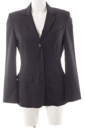Tommy Hilfiger Kurz-Blazer dunkelblau Business-Look