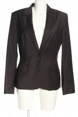 Tommy Hilfiger Kurz-Blazer braun Business-Look