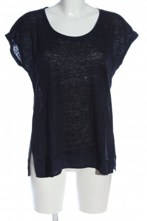 Tommy Hilfiger T-Shirt blue flecked casual look