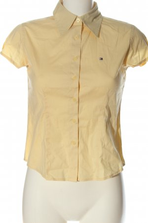 Tommy Hilfiger Kurzarmhemd hellorange Casual-Look